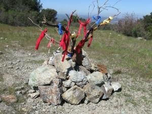 Alamaden Mountain Shrine